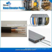 Cable de elevador con núcleo de acero para pisos altos
