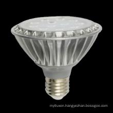 TUV CE UL CUL par 30 LED cob led lighting 120v 230v par30 led e27 dimmable 16w 11w COB led par30
