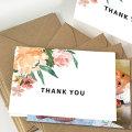 Bonito Handmade Kraft Feliz Aniversário Cartão De Papel Envelope Personalizado Saudação Obrigado Cartões