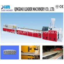 (SJSZ80/156) PP/PE Wood Plastic Foam Board Extrusion Line