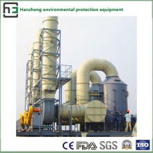 Desulphurization and Denitration Operation-Pruification System