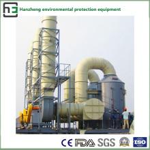Sistema de Operação-Pruificação de Dessulfuração e Desnitrificação