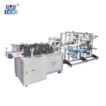 Vollautomatische Entsorgungsvlies-Einlegesohle, die Maschinen herstellt