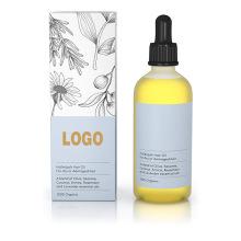 100% Organic Hair Treatment Oil for Dry Damaged Hair