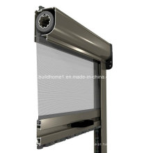 Painéis de alumínio de alumínio Rolling Insect Screens