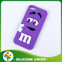 Multicolor de silicona caso impermeable para iphone 5