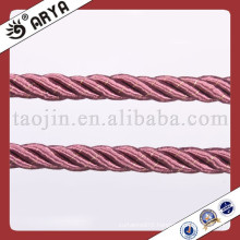 2014 New Indoor Furniture Cover Rope Protect Sofa 3 Strand Twisted Cotton Cord