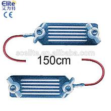 Connecteur de fil d'électrificateur de clôture électrique