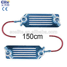 Conector do fio do energizador da cerca elétrica
