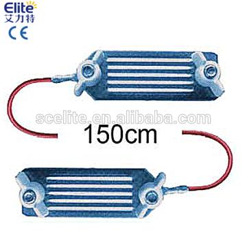 Conector de alambre energizador de valla electrica