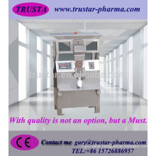 Automatic capsule counting medicine packing machine