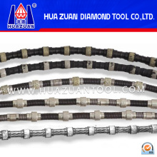 Diamond Wire Saw Beads für Stein Steinbruch