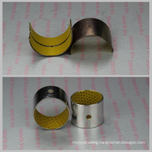 Boundary Lubrictaing Bronze Bushing Bearing POM DX Bushing Half Bearing Bush OEM Manufacturer