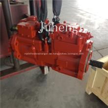 Hydraulikpumpe EC140B K3V63DT Hauptpumpe für Bagger