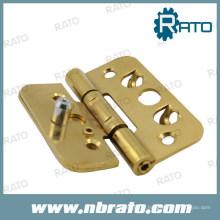 Charnière de porte pliante en cuivre de haute qualité