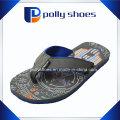 Black Lime Flip Flop Sandals Mens New! ! (Size 40-45)