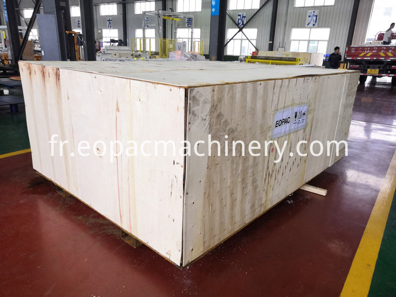 Pallet Plastic Wrapping Equipment