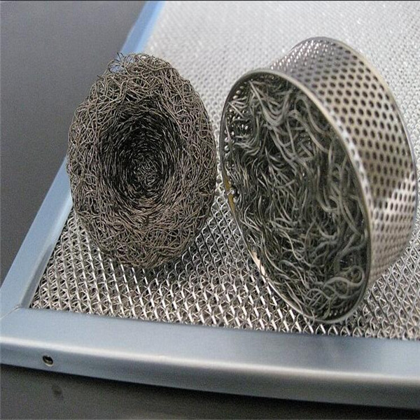 304 Stainless Steel Knitted filter Wire Mesh