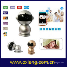 Wireless monitor baby outdoor wifi ip camera
