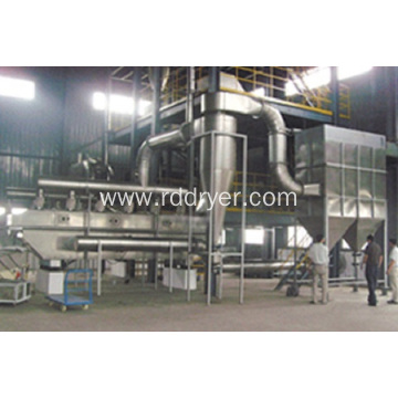 Chemical Industry Vibrating Fluid Bed Dryer