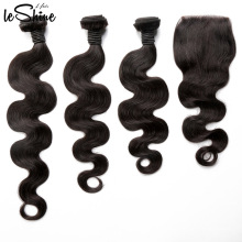 FREE SHIPPING Body Wave Wholesale Unprocessed Raw Virgin Cuticle Aligned Brazilian Human Hair Weaving From Brazil