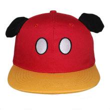 Boné do snapback do chapéu do bebê de 5 painéis