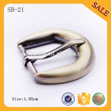 SB21 Wholesale custom decorative shoe buckles supplier,customized metal shoe buckles with logo