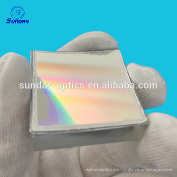 Rejilla holigráfica cóncava de línea 300mm óptica 800-3500nm
