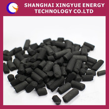 filtre à charbon actif de la colonne de charbon anthracite commerciale