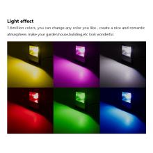 Outdoor Waterproof RGBW LED Flood light
