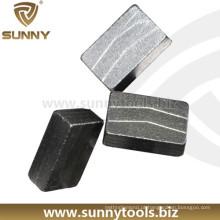 Corte de pedra honesto amigo corte diamante segmentos de granito (syy-DGS07)