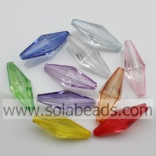 China 12*30MM Bi-Cone Hair DIY Beads
