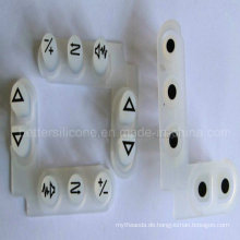 Siebdruck-Silikon-Gummi-Tastatur