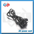 Three Pin 13 Amp Electrical Plug Australia Power Cord