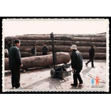 Venta directa de fábrica!! Slasher de madera portátil