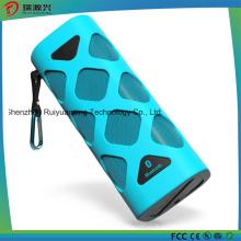 Haut-parleur portable Bluetooth avec microphone intégré (bleu)