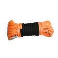 12 Strand 3/8 '' UHMWPE Braided Synthetic Winch Tali
