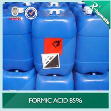 Industrie textile 85% Producteur d'acide formique