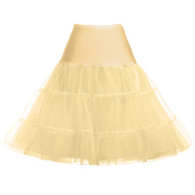 Grace Karin Tutu Petticoat Underskirt Crinoline Skirt For Wedding Vintage Dress CL008922-17