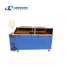 Máquina de embalagem dobrável para roupas de tipo simples