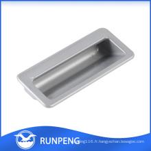 L'aluminium de haute précision d'OEM a mené le logement mené