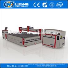 HEAD UHP Wasserstrahlschneidhersteller Wasserstrahlschneidemaschine