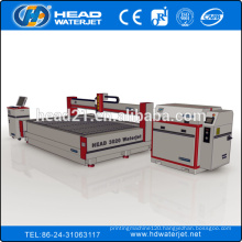 HEAD UHP waterjet cutting manufacturer water jet cutting machine