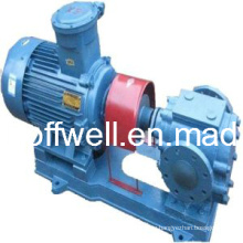 Heat Asphalt Gear Pump|Heat Bitumen Gear Pump