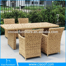 PE Rattan Dining Set Outdoor Rattan Wicker Chairs