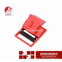 OEM BDS-D8612 Ideal Eletric Clamp-on Leistungsschalter Verriegelung Sicherheitsschloss MCB Lockout