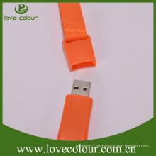 Fabrik neue Entwurf kundenspezifische populäre Förderung USB-Abzuglinie