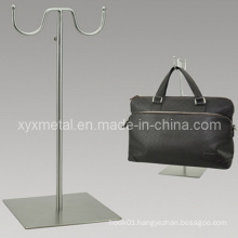 Double Hook Metal Display Stand for Bags