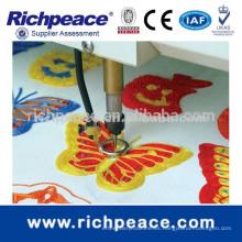 Máquina mezclada automática automatizada del bordado del Chenille de Richpeace para la venta