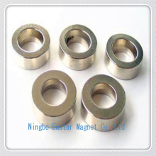 Permanent NdFeB Rare Earth Ring Magnet with Quality Plating
